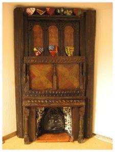 solar fireplace