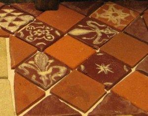 Medieval type tiles