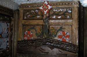 Tudor, Elizabethan, Jacobean fireplace