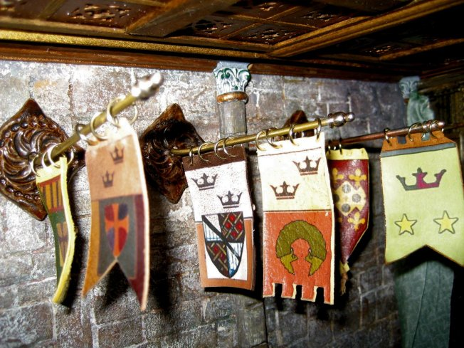 Great Hall banners
