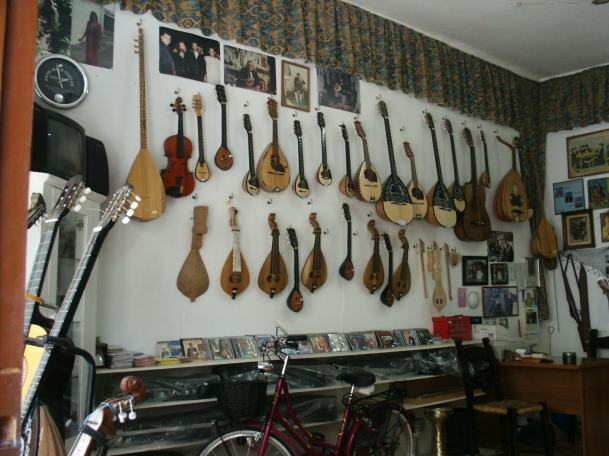 theinfill - Rethymnon music shop