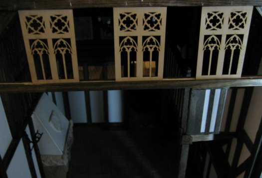 theinfill - Great Hall viewing screen
