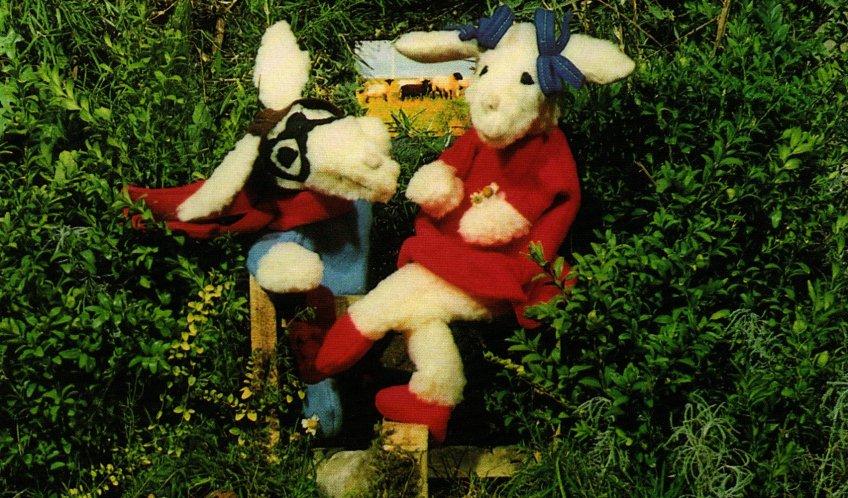 theinfill - Soft sculpture puppets