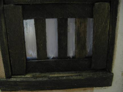 theinfill - Tudor-Jacobean female workers bedroom window