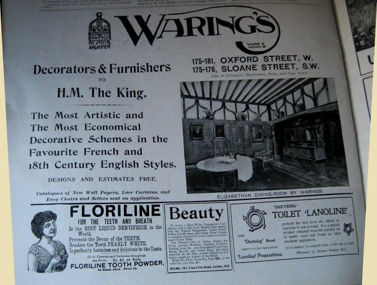 theinfill - Elizabethan - Edwardian style 1902