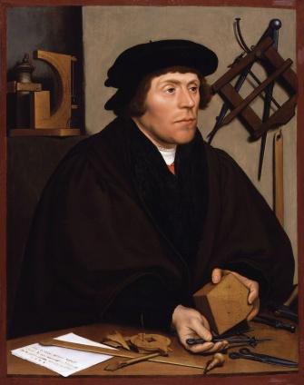 "theinfill - Medieval, Tudor to Jacobean Great Hall - Polyhedral sundial - ""Nicholas Kratzer"""