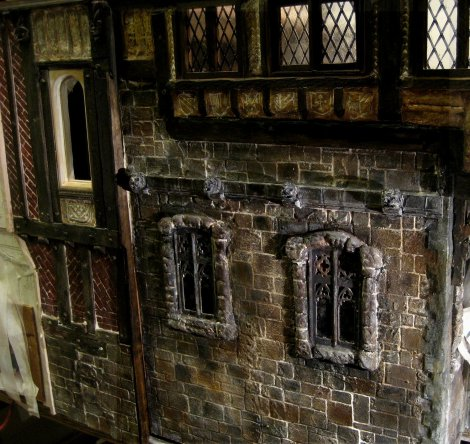 theinfill - Medieval to Jacobean via Tudor Dolls House
