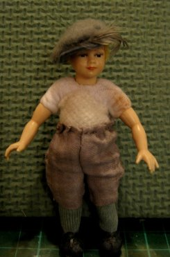 theinfill - Tudor to Jacobean dolls house blog – dressing a 1/12th scale doll - Heidi Ott boy