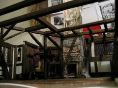 theinfill – Tudor, Elizabethan, Jacobean doll's house blog – Guild Great Hall Committee Room