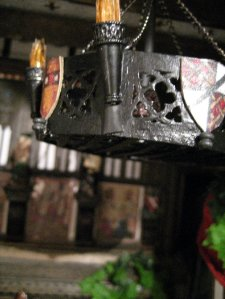 theinfill – Tudor, Elizabethan, Jacobean finding my way through doll's house lighting