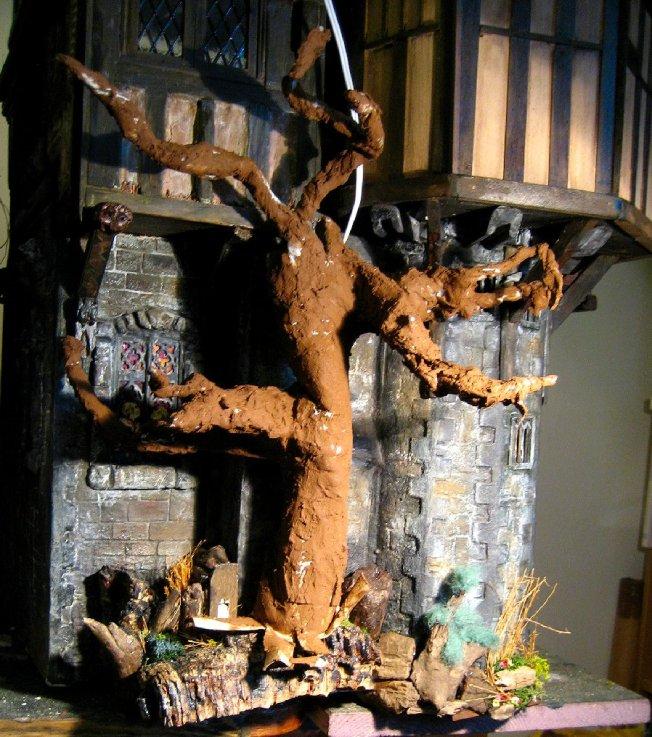 How goeth the monstrous tree?