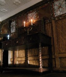 theinfill dolls house blog - Jacobean/Elizabethan panels