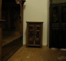 theinfill dolls house blog - Arnolfini bedroom