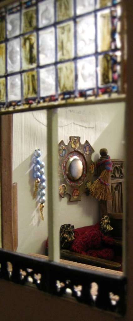 theinfill - Medieval, Tudor, Jacobean dolls house blog - Jan van Eyck's Arnolfini portrait