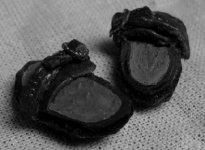 theinfill - Medieval, Tudor, Jacobean dolls house blog - J van Eyck's Arnolfini portrait - the footwear