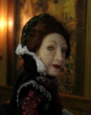 theinfill - Medieval, Tudor, Jacobean dolls house blog - 1:12 dolls taking over