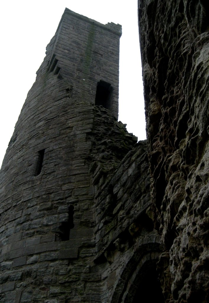 theinfill - dollhouse 1:12 blog – Dunstanburgh Castle - in another part of the forest