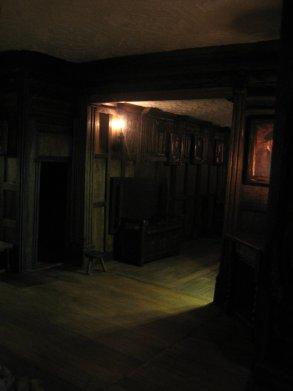 Tudor Kitchen Lighting