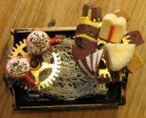 theinfill doll's house blog - reset of food tray - Time Techs