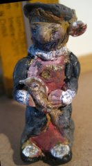 theinfill doll's house blog - Medieval/Tudor/Jacobean - DAS clay gargoyles and figures