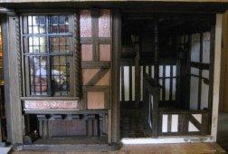theinfill – the infill – Tudor, Elizabethan, Jacobean Dolls House Blog - retrofitting a removable panel
