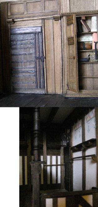 theinfill – the infill – Tudor, Elizabethan, Jacobean Dolls House Blog - tale of two offices