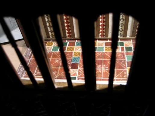 theinfill – the infill – Tudor, Elizabethan, Jacobean Dolls House Blog – Front Porch internal decor andexternals