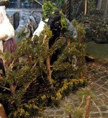 theinfill dolls house blog - the infill - Medieval, Tudor, Jacobean 1:12 dolls house - miniature garden supplies