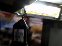 theinfill dolls house blog - the infill - Medieval, Tudor, Jacobean 1:12 dolls house - using LED lighting strips
