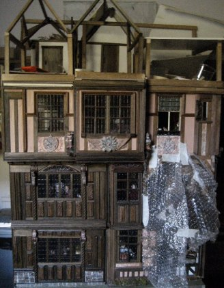 theinfill dolls house blog - attic proportions to rest