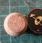 theinfill Medieval, Tudor, Jacobean 1:12 dolls house blog - the infill dolls house blog – fine cork from bottle