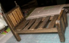 theinfill Medieval, Tudor, Jacobean 1:12 dolls house blog - the infill dolls house blog – decoration needs changing