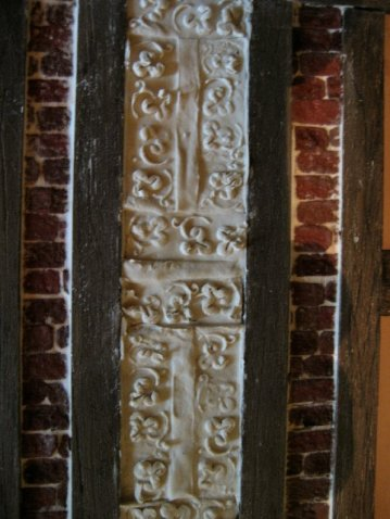 theinfill Medieval, Tudor, Jacobean 1:12 dolls house blog - the infill dolls house blog – standing back and viewing 3