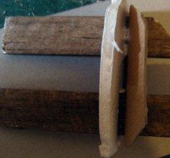 theinfill Medieval, Tudor, Jacobean 1:12 dolls house blog - the infill dolls house blog – supports for extended pot