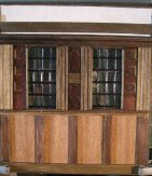 theinfill Medieval, Tudor, Jacobean 1:12 dolls house blog - the infill dolls house blog – almost finished extra bedroom wall