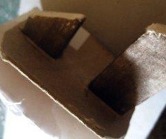 theinfill Medieval, Tudor, Jacobean 1:12 dolls house blog - the infill dolls house blog – supports for extended pot 2