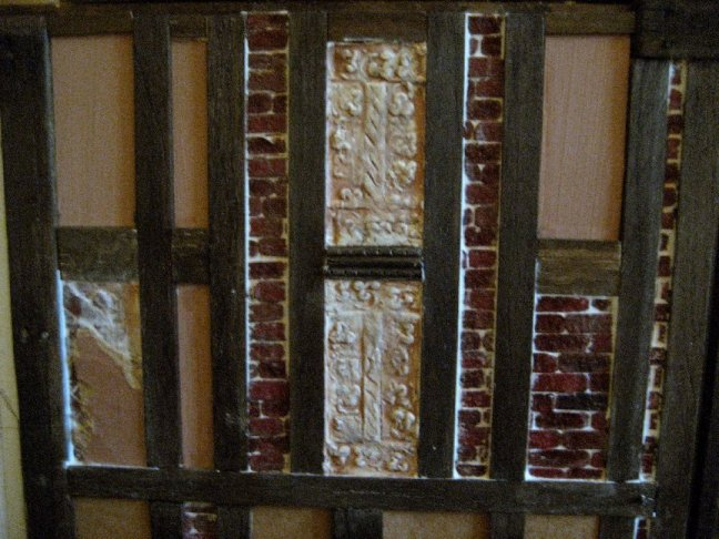 theinfill Medieval, Tudor, Jacobean 1:12 dolls house blog - the infill dolls house blog – Step back and view previous work