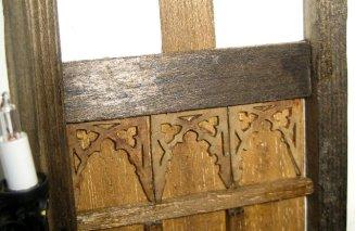 theinfill Medieval, Tudor, Jacobean 1:12 dolls house blog - the infill dolls house blog – an Angela Downton wood laser cut panel btm cut away