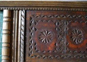 theinfill Medieval, Tudor, Jacobean 1:12 dolls house blog - the infill dolls house blog – rough plan of double bed head