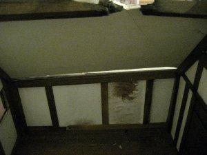theinfill Medieval, Tudor, Jacobean 1:12 dolls house blog - the infill dolls house blog – broken roof ridge in back attic room