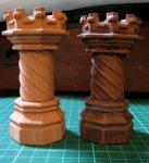 theinfill Medieval, Tudor, Jacobean 1:12 dolls house blog - the infill dolls house blog – Romney Miniatures Captain Pots