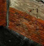 theinfill Medieval, Tudor, Jacobean 1:12 dolls house blog - the infill dolls house blog – storm damage on one slope of an attic roof