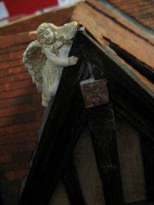 theinfill Medieval, Tudor, Jacobean dolls house blog - theinfill dolls house blog – Dolls House Emporium Angel Shelf Sitter
