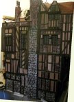 theinfill Medieval, Tudor, Jacobean dolls house blog - theinfill dolls house blog – external view of long gallery fourth wall 3