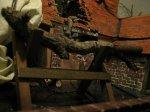 theinfill Medieval, Tudor, Jacobean dolls house blog - theinfill dolls house blog – Steve's saw horse 1