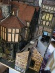 theinfill dolls house blog Hogepotche Hall –Hodgepodge Hall - a Medieval, Tudor, Jacobean dolls house blog - back premises of Hogepotche Hall