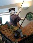 theinfill dolls house blog Hogepotche Hall –Hodgepodge Hall - a Medieval, Tudor, Jacobean dolls house blog - Heidi Ott male doll dressed 3