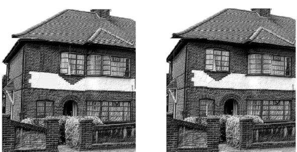 theinfill dolls house blog Hogepotche Hall –Hodgepodge Hall - a Medieval, Tudor, Jacobean dolls house blog - reshaping an Deco house design
