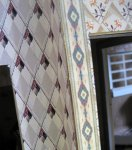theinfill art deco dolls house blog, theinfill dolls house blog, theinfill 1930s-50s Deco House, Hogepotche Hall –Hodgepodge Hall - Medieval Tudor Jacobean dolls house blog - are the walls square