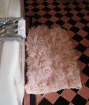 theinfill art deco dolls house blog, theinfill dolls house blog, theinfill 1930s-50s Deco House, Hogepotche Hall –Hodgepodge Hall - Medieval Tudor Jacobean dolls house blog - bathroom - bath brush